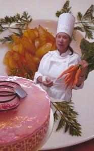 The Chef in Me, Lenotre, Paris, France